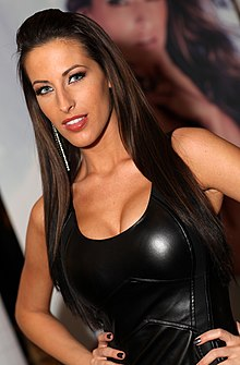Kortney Kane - 2013 AVN Expo & AVN Awards (8428090982).jpg