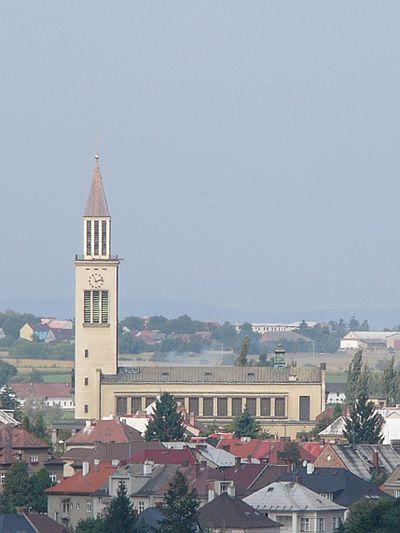 Kostel svatého Cyrila a Metoděje (Olomouc)