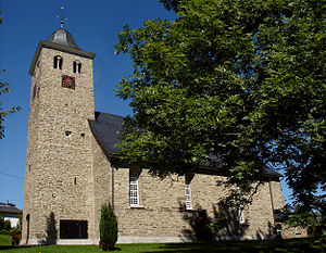 Kreuztal - Krombach Protestant Church