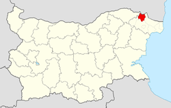 Krushari Municipality within Bulgaria and Dobrich Province.