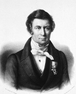 Carl Sigismund Kunth - Image: Kunth