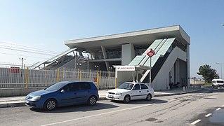 Kuşçuburun railway station railway station in İzmir