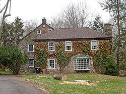 Kuster Mill, built 1702 and located in nearby Skippack Township