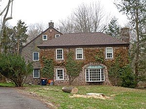Collegeville, Pennsylvania - Kuster Mill, built 1702