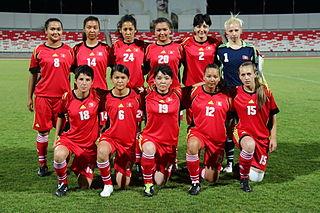 Kyrgyzstan womens national football team Womens national association football team representing Kyrgyzstan