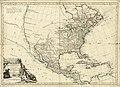 L'Amérique septentrionale, ou se remarquent les États Unis. LOC 74695019.jpg