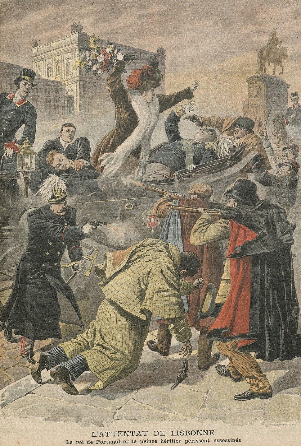 L'attentat de Lisbonne