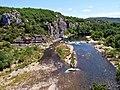 L`Ardèche près Cirque des Gens © by Besenbinder - panoramio.jpg
