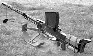 Lahti L-39 - A Lahti L-39 anti-tank rifle.