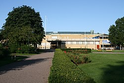 LA2 Ostergotlands lansmuseum Raoul Wallenbergs plats.jpg