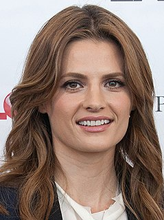Stana Katic Canadian actress