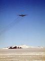 LC-130F Hercules of VXE-6 over Antarctica in 1988.jpeg