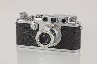 Camera - Leica Camera (1950s)
