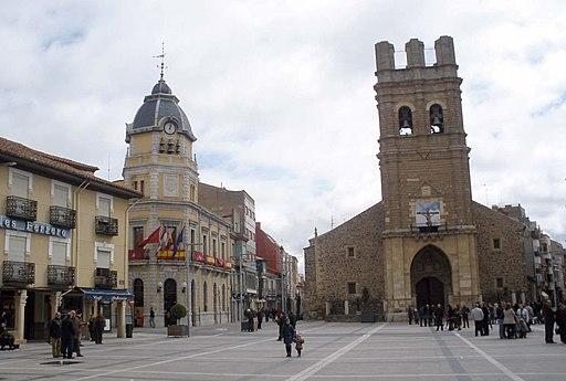 La Bañeza - Plaza Mayor 2