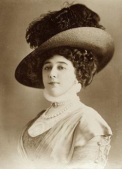 Jean Reutlinger 1891–1914 körül készült fényképe Oteróról