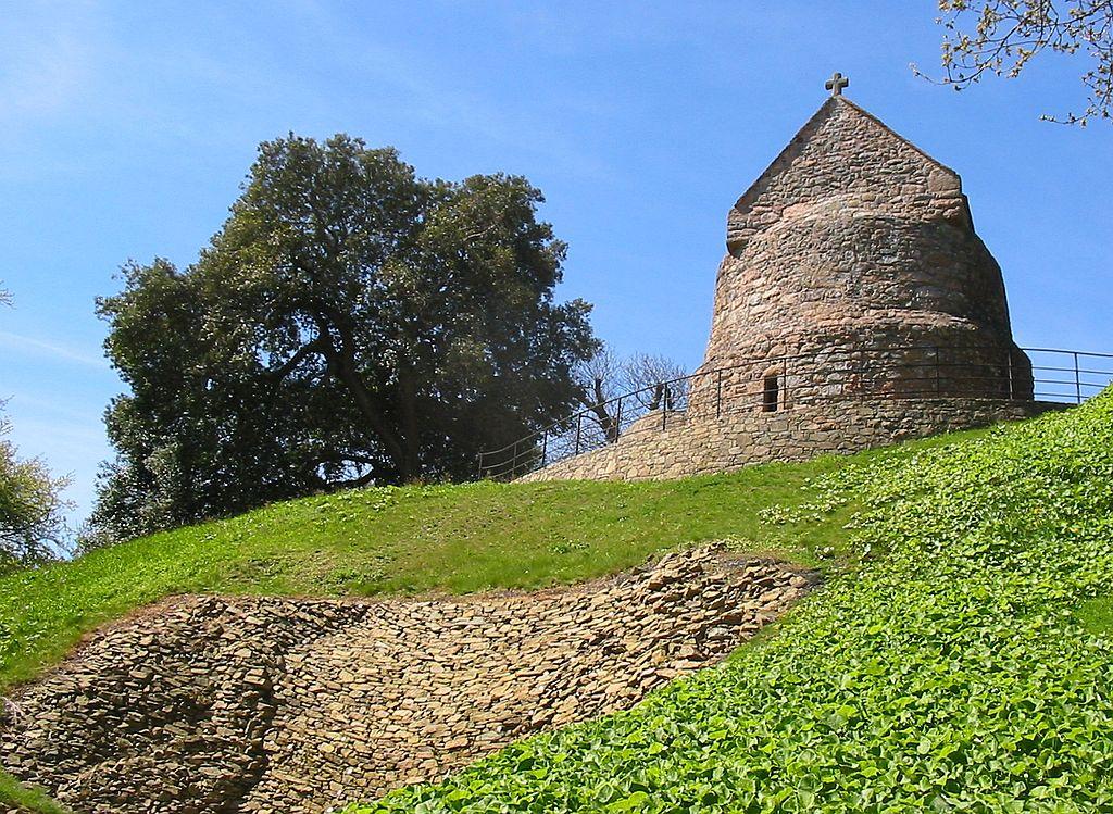 La Hougue Bie chapelle 3