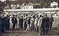 La délégation française aux JO de 1932, de retour au Havre (G. Hostier, D. Noel).jpg