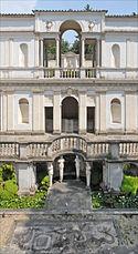 La loggia et le nymphée de la Villa Giulia (Rome) (5885291089).jpg