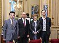 La ministra Parodi recibió al embajador de Azerbaijan (15179820342).jpg