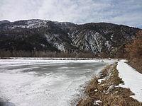 Lac de Norante, la Coulette.JPG