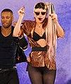 Lady Gaga Judas GMA2.jpg