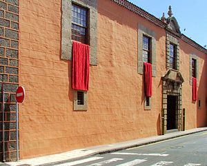 Ghosts in Spanish-speaking cultures - Museum of the History of Tenerife or Lercaro Palace
