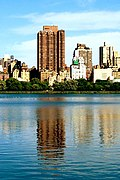 Lake and skyscraper Central Park.jpg