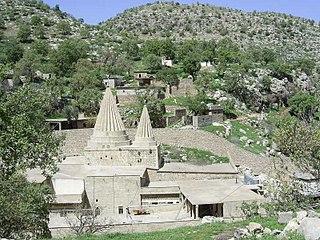 Sheikh Adi ibn Musafir Yazidi saint