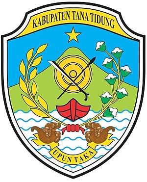 Tana Tidung Regency - Image: Lambang Kabupaten Tana Tidung