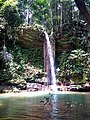 Lambir Hills National Park - Dinding Waterfall 2.jpg
