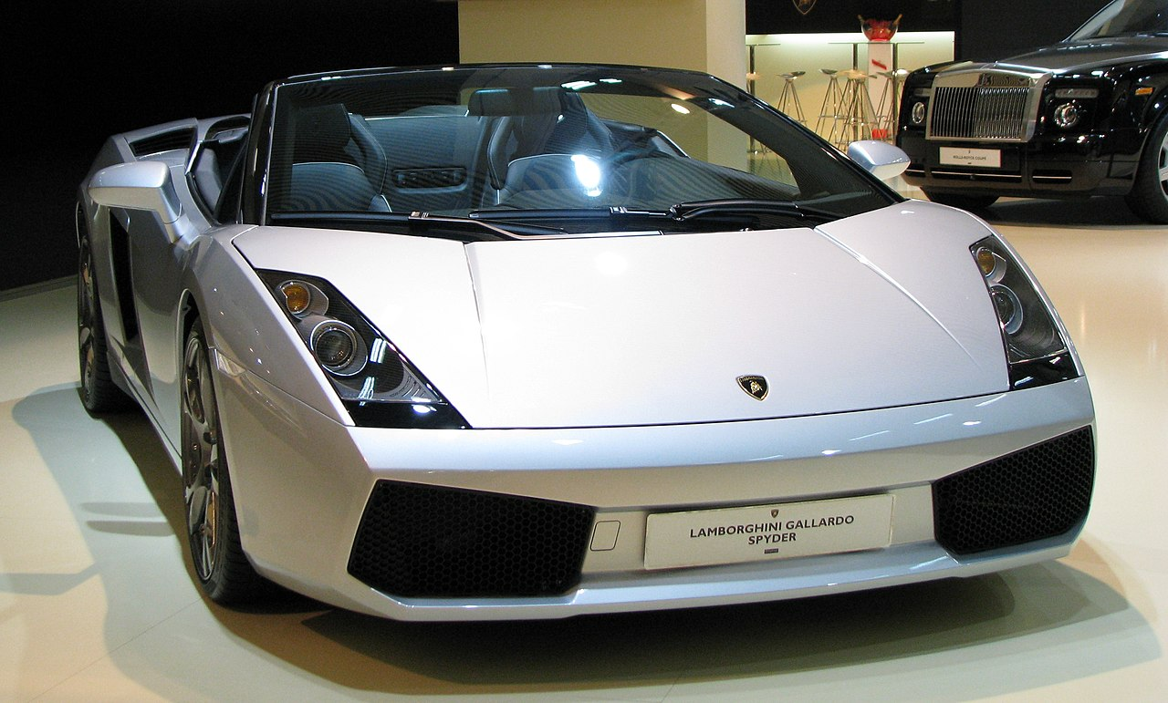 Lamborghini Gallardo Wikiwand