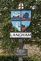 Langham Village Sign.jpg