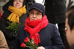 Last Address Sign - Moscow, Dmitrovskoye Highway, 1, k. 1 (2019-12-07) 06.jpg