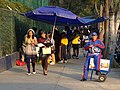 Late-Afternoon Street Scene - Roma District - Mexico City - Mexico (6480207485).jpg