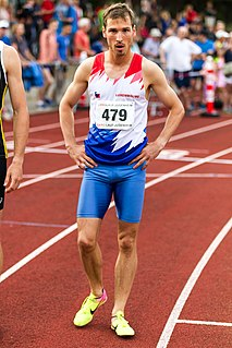 Charles Grethen Luxembourgian middle-distance runner
