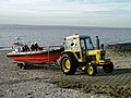 Launching the Humber Rescue boat - geograph.org.uk - 309502.jpg