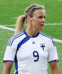 suomen naisten maajoukkue