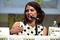 Lauren Cohan 2014 Comic Con 3.jpg