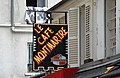 Le Café Montmartre, Rue de Steinkerque, 75018 Paris, France 2011.jpg