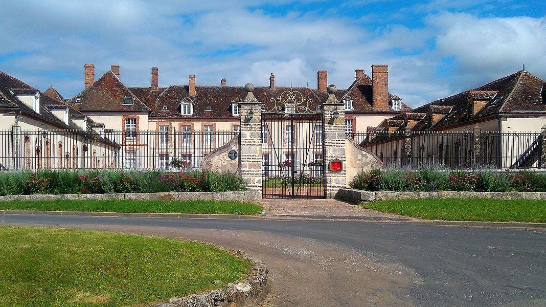 Photo du château de Chaumont sur Yonne
