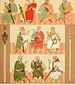 Le costume historique. Cinq cents planches, trois cents en couleurs, or et argent, deux cents en camaieu. Types principaux du vêtement et de la parure, rapprochés de ceux de l'intérieur de (14577491208).jpg