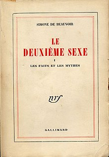 De beauvoir second sex stroy explication