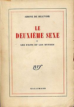 Image illustrative de l'article Le Deuxième Sexe