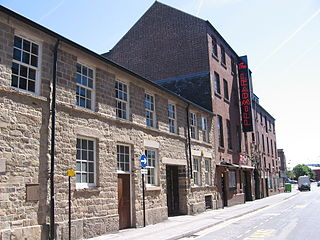 The Leadmill Music venue in Sheffield, South Yorkshire, England