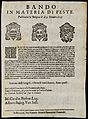 Leaflet advising no contact with people exposed to plague Wellcome L0063736.jpg