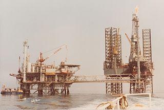 Prinos oil field