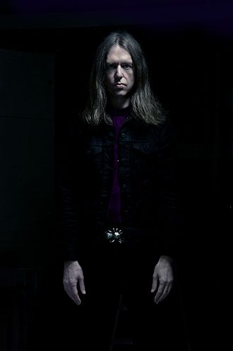 Lee Dorrian - Lee Dorrian, owner of Rise Above Records, currently in With the Dead.