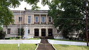 Lee County, Arkansas - Image: Lee County Courthouse 001