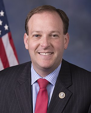 United States congressional delegations from New York - Image: Lee Zeldin new official portrait