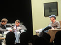 LeetUp - Chris Hardwick, Doug Benson, Greg Fitzsimmons (6805240044).jpg